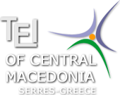 T.E.I. of Central Macedonia - Purpose