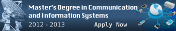MSc in Communications and Information Systems