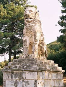 The Amphipolis Lion